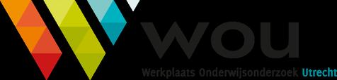 Logo: Werkplaats Onderwijsonderzoek Utrecht (WOU)
