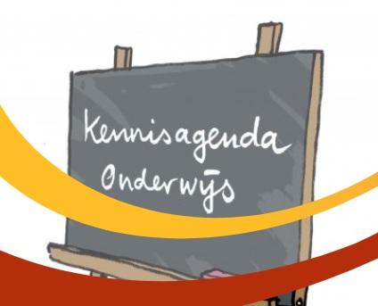 Logo: Kennisagenda voor het onderwijs