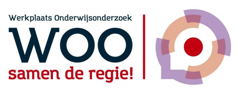Logo: Werkplaats Onderwijsonderzoek 'Samen de Regie'